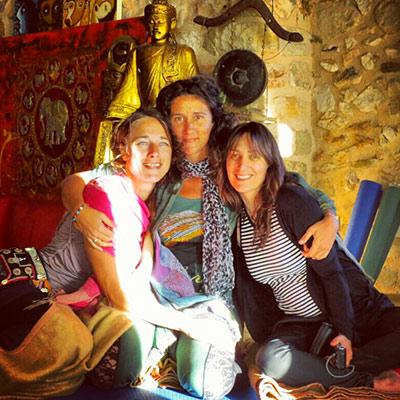 Ulli, Gemma & Marcela