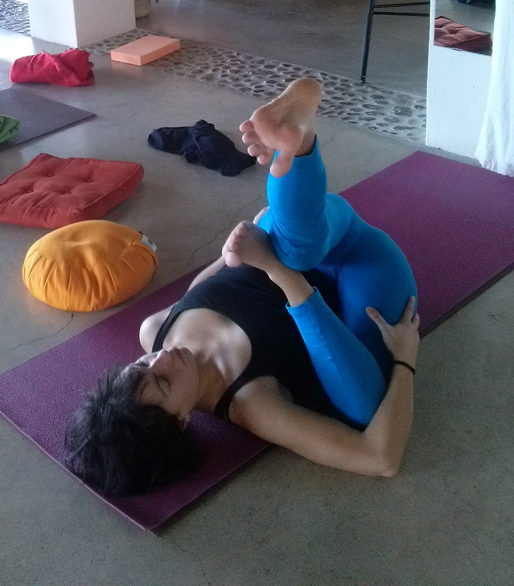 blanche yoga
