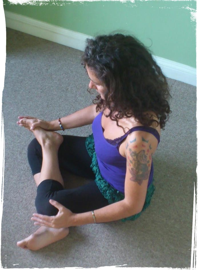 Yoga Mindfulness Classes in South Devon with Gemma Mallol